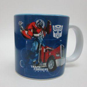Transformers Optimus Prime mug